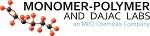 Monomer-Polymer & Dajac Labs Logo
