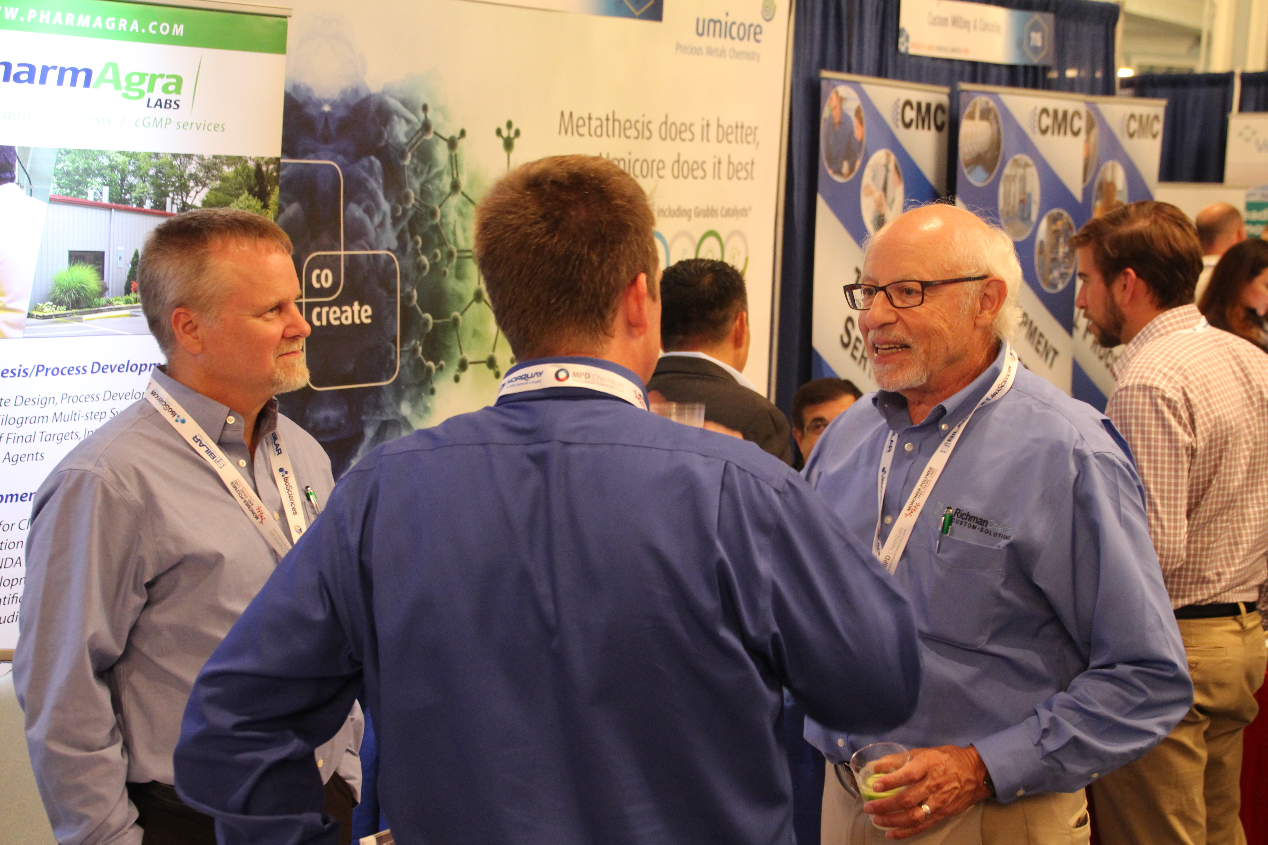 Helping exhibitors generate a successful return on investment.