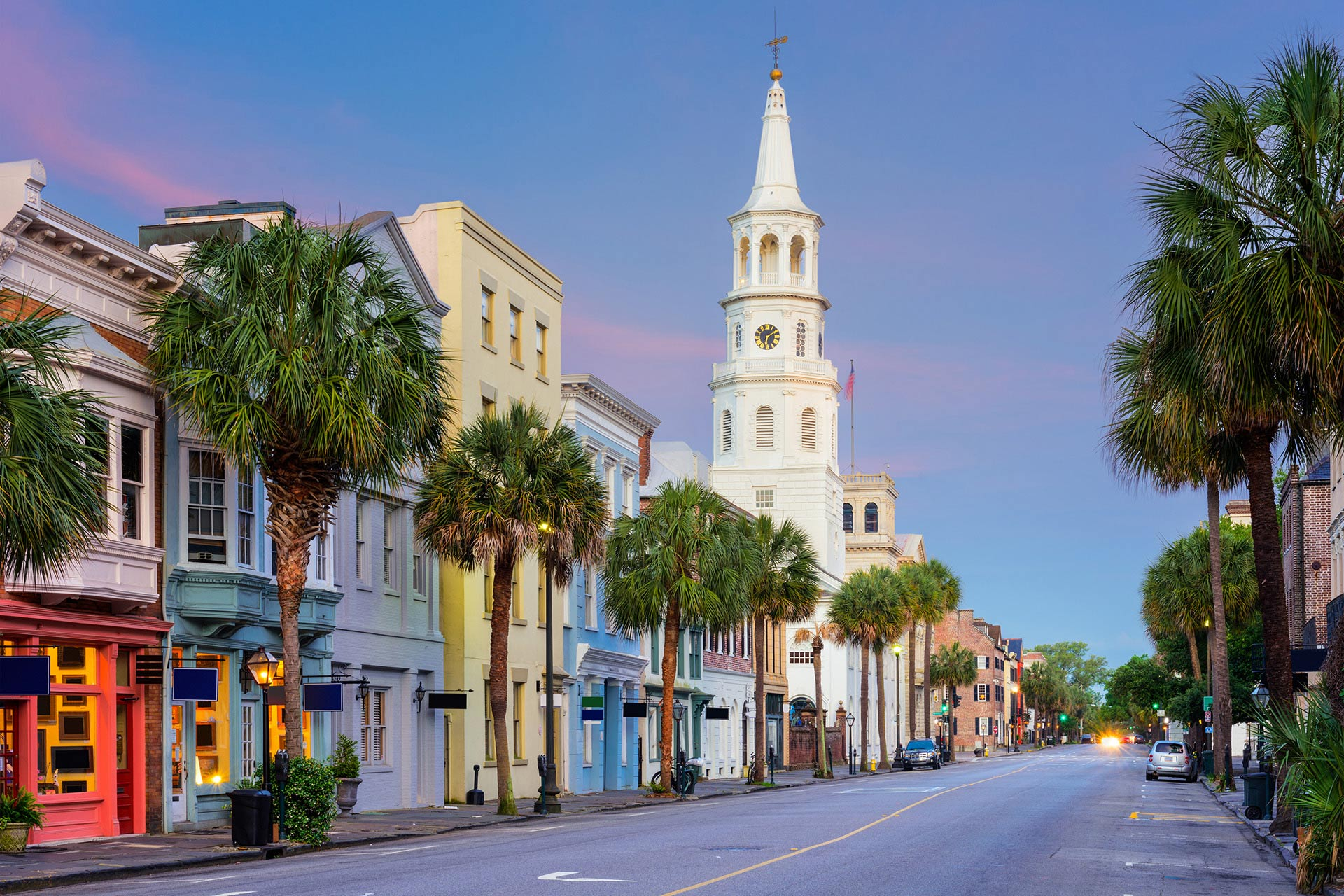 September 4-6, 2019 | Belmond Charleston Place
