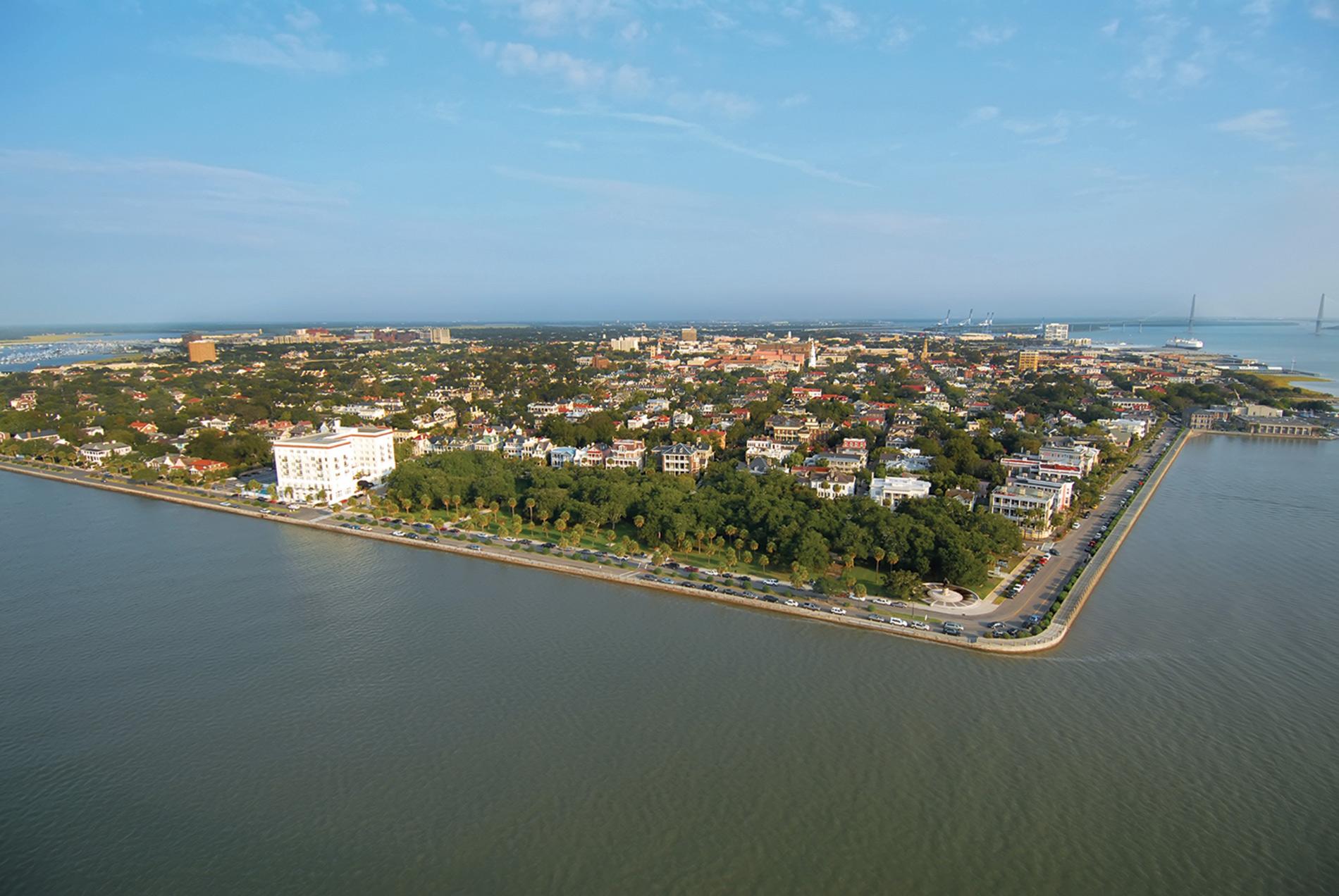 peninsula aerial