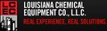 Louisiana Chemical Equipment Logo