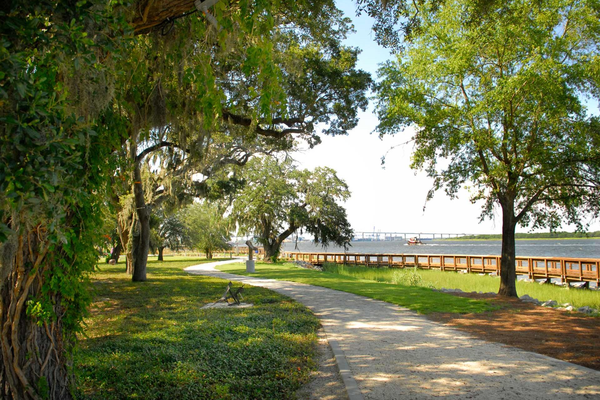 north charleston riverfront park
